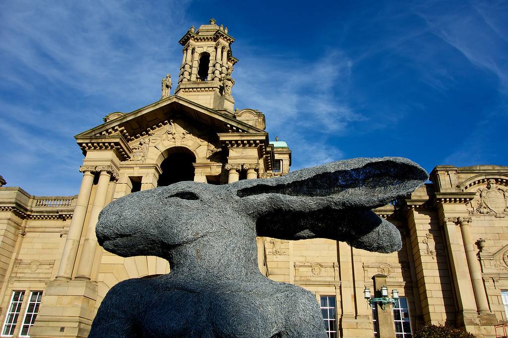 Hare ay Cartwright Hall