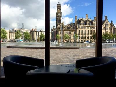The Pavillion Café – City Park, Bradford