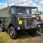 1976 Land Rover Forward Control