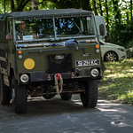 1975 Land Rover 101 Forward Control