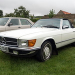 1987 Mercedes-Benz 280 SL
