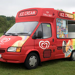 1993 Ford Transit 120 Ice Cream Van