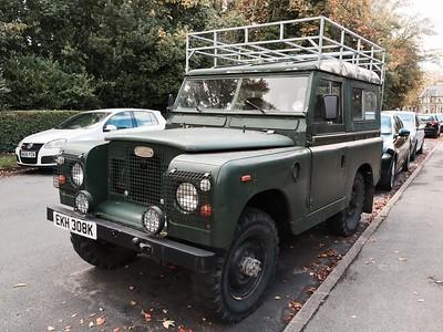 1972 Land Rover