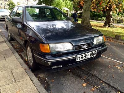 1991 Ford Granada