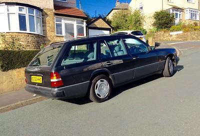 1989 Mercedes-Benz 230TE