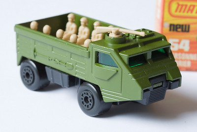 Matchbox 54 – Personnel Carrier