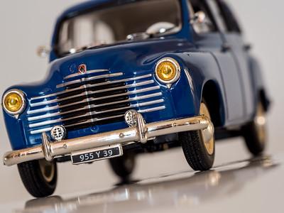 Solido 1:43 Renault Colorale Prairie