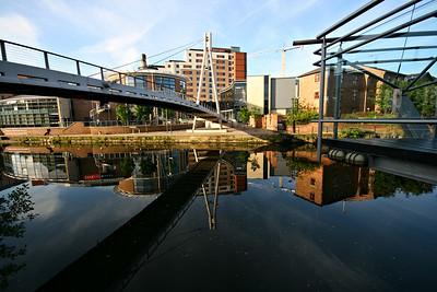 Brewery Wharf area