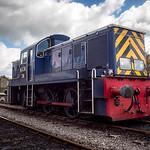 Class 14 (D9513) NCB No.38 at Embsay