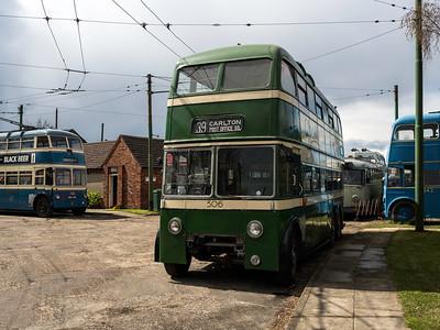 Nottingham 506 with Bradford 746 beyond