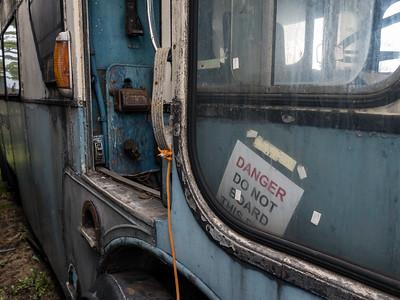 Bradford Sunbeam Trolleybus